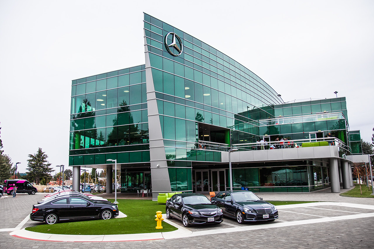 HYPEBEAST Spaces: Mercedes-Benz Research and Development ...