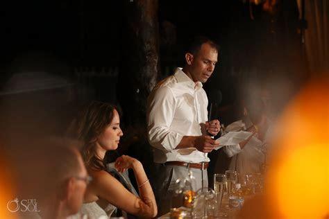 Tulum Wedding at Akiin Beach Club ? Vanessa and Ethan
