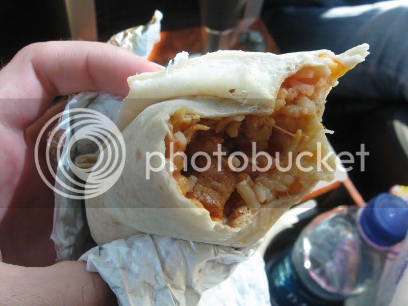 Taco Bell Chicken Jalapeno Melt