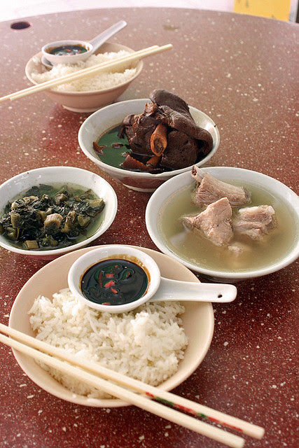 Our Joo Siah meal