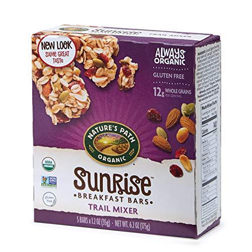 Nature's Path Organic Gluten Free Chewy Granola Bars ...