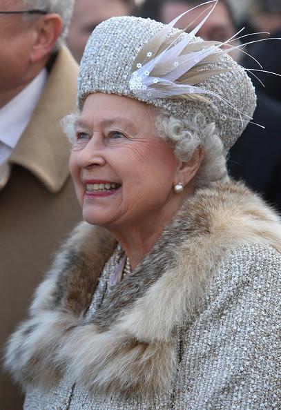Queen Elizabeth II hat 3