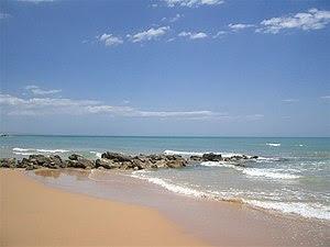 Customs Beach Marina di Ragusa, Sicily
