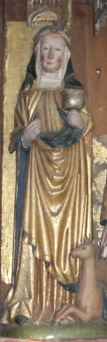 St. Catherine of Sweden. Photo by Smas.