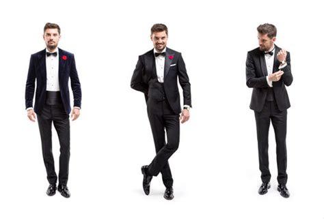 black tie  black suit erieairfair