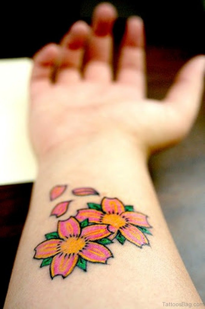 Anese Flower Tattoos Small Flowers Healthy