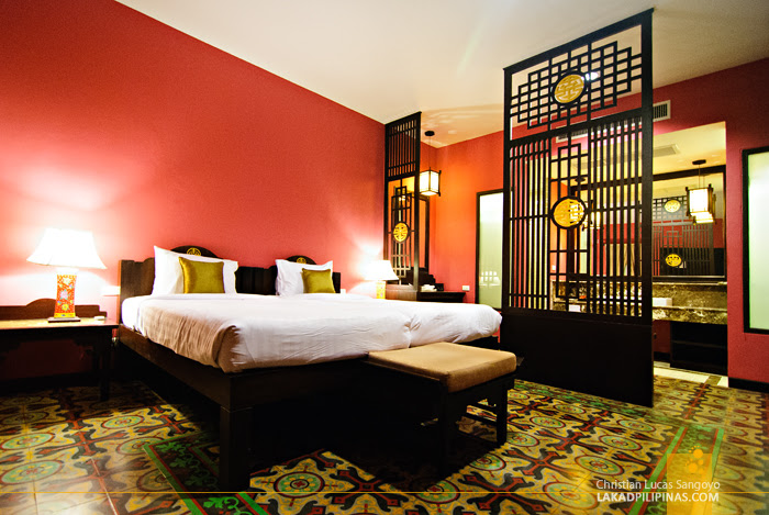 Beautiful Room at Phuket's Duangjitt Resort