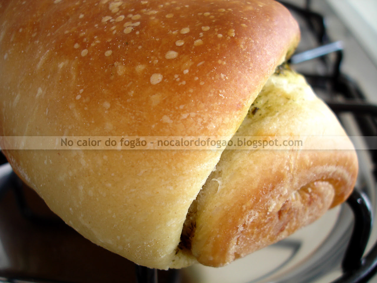 Pão de pesto