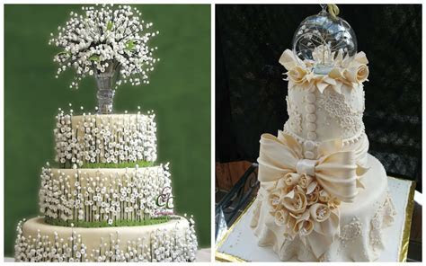 Top Most Elegant Wedding Cakes   Page 4 of 62