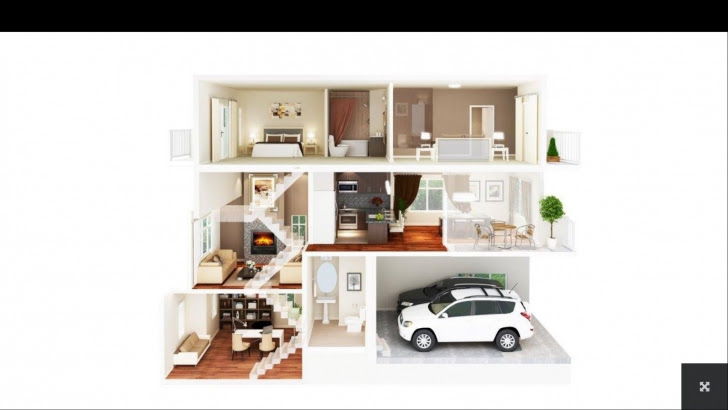 Must See House Plan To 3d Beautiful 3d House Plans Android Apps On