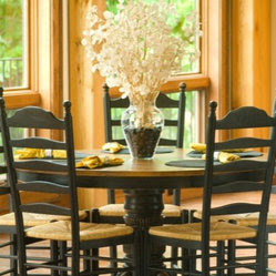 Products black farm table Design Ideas, Pictures, Remodel and Decor