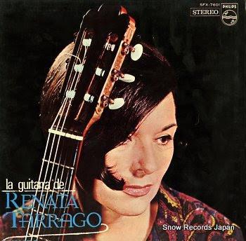 TARRAGO, RENATA la guitarra de renata tarrago