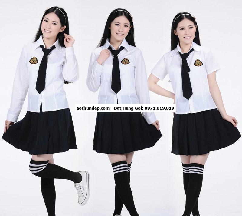 đồng phục học sinh nam nhật bản