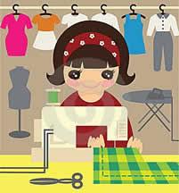 curso corte e costura