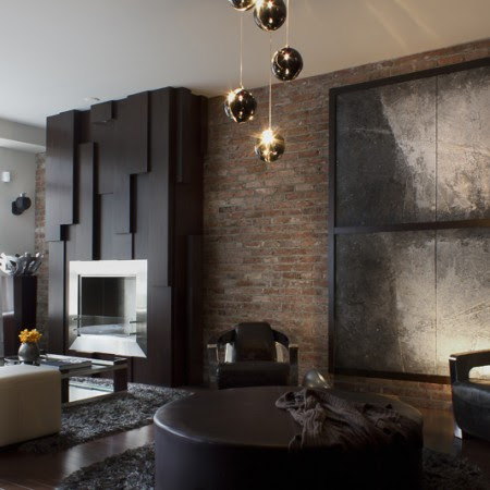 Masculine Sensibility – Yaletown Loft, Vancouver ZWADA home Interiors Design Vancouver - Top 10 Vancouver New Year's Eve Restaurant Events Inside Vancouver Blog