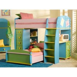 Kids Bunk Beds – Great Space Saver