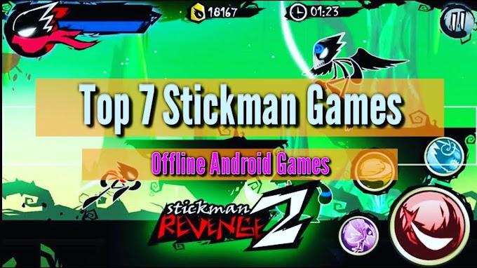 Game Android Stickman Offline