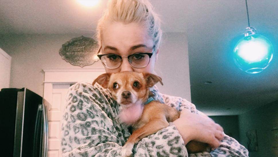 Image result for raelynn and dog