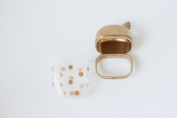 DIY Tic Tac Bobby Pin Case