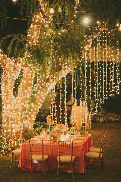 Creative Spring Backyard Wedding Ideas   Patio Productions
