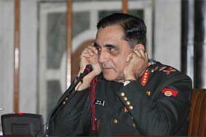General Deepak Kapoor