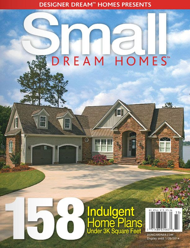Small Dream Homes - FREE Online Edition - Don Gardner ...