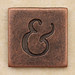 Copper Square ampersand &