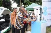 Viar Serahkan 30 Unit Motor Listrik Roda Tiga ke IPB
