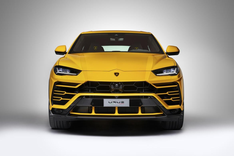 LAMBORGHINI URUS, THE MOST POWERFUL SUV  AutoDesign