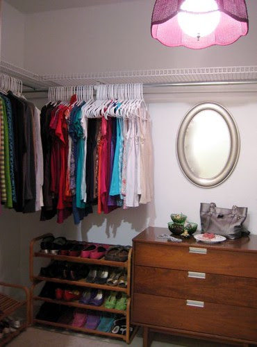 Closet During
