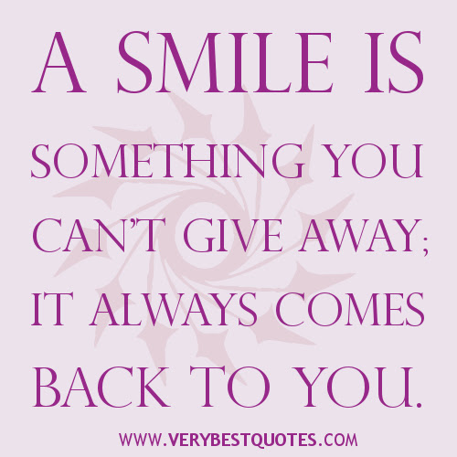 Always Smile Quotes Quotesgram Quotes Of The Day