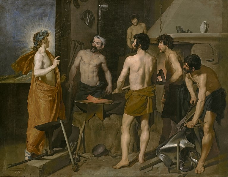 File:Velázquez - La Fragua de Vulcano (Museo del Prado, 1630).jpg