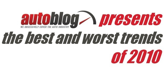Best and Worst Automotive Trends of 2010
