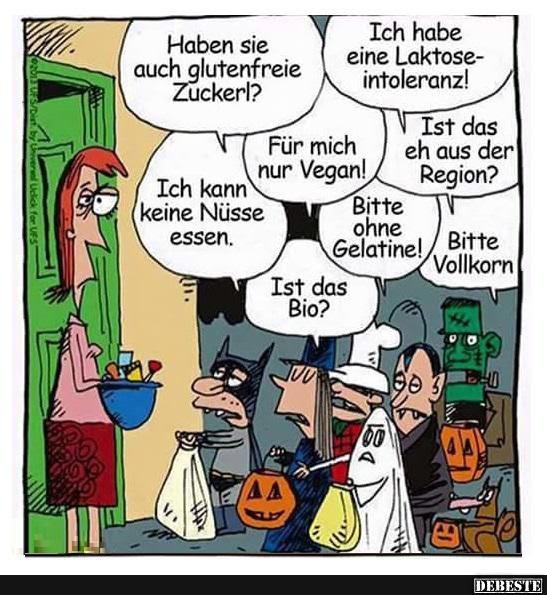 Halloween Sprüche Lustig Zitateuniversum