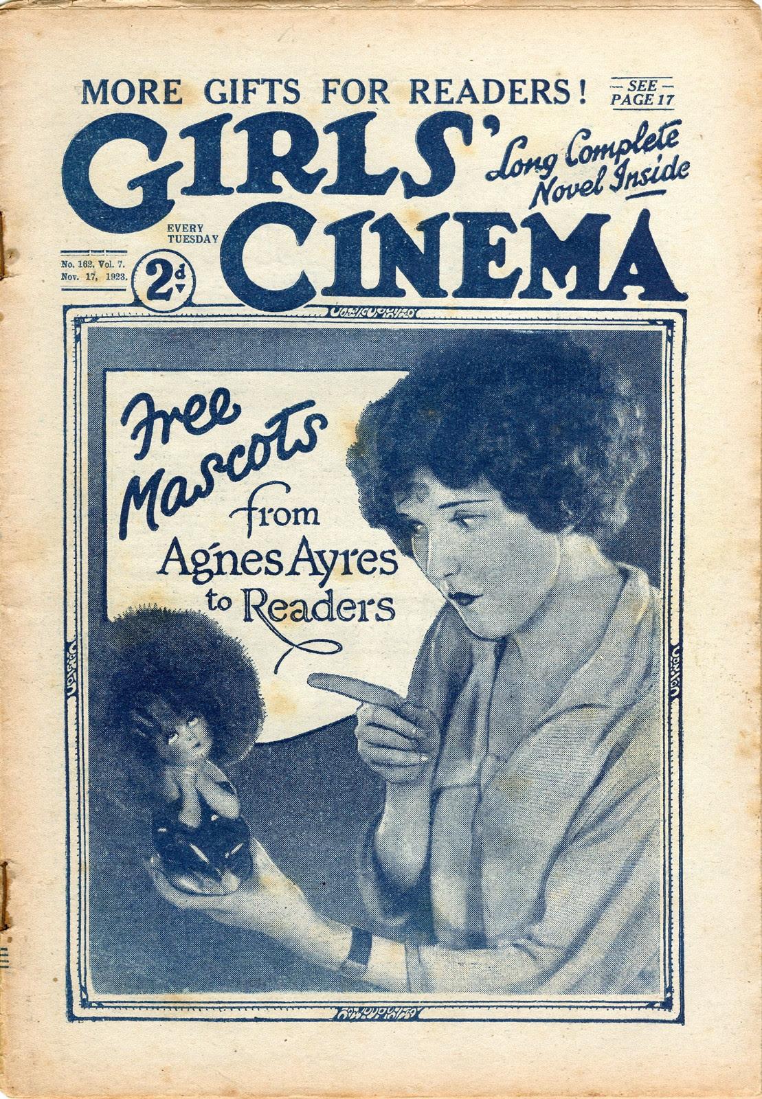 Girls' Cinema Magazine