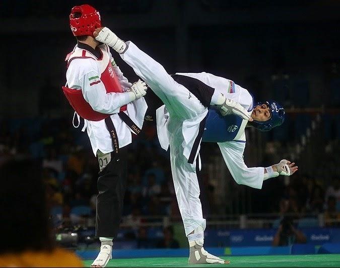 Virtual Taekwondo Training