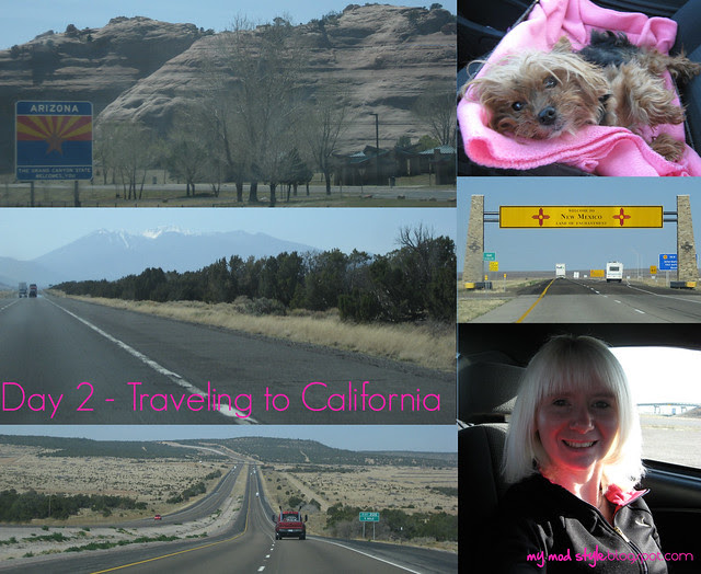 Travel to California Day 2