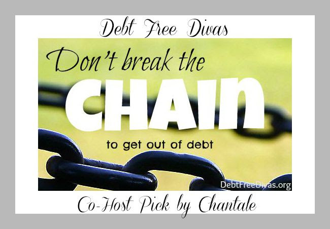 Debt Free Divas Dont-Break-the-chain