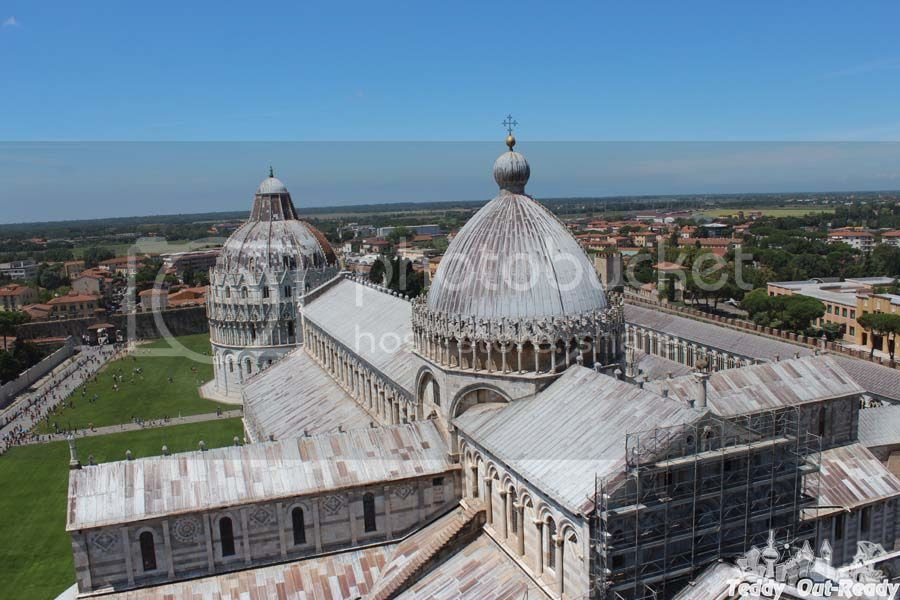 Pisa Tower View