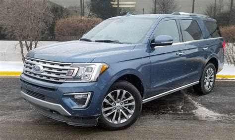 test drive  ford expedition limited  daily drive