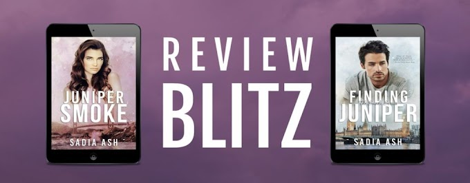 REVIEW BLITZ PACKET: The Smoke Series by Sadia Ash