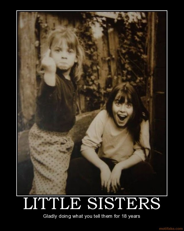 This Reminds Me Of Me And My Little Sister Meme By Kelseyamoyer