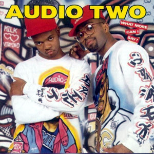 "Original e Sampleada - Audio Two ""Top Billin' X 50 Cent ""I Get Money"""