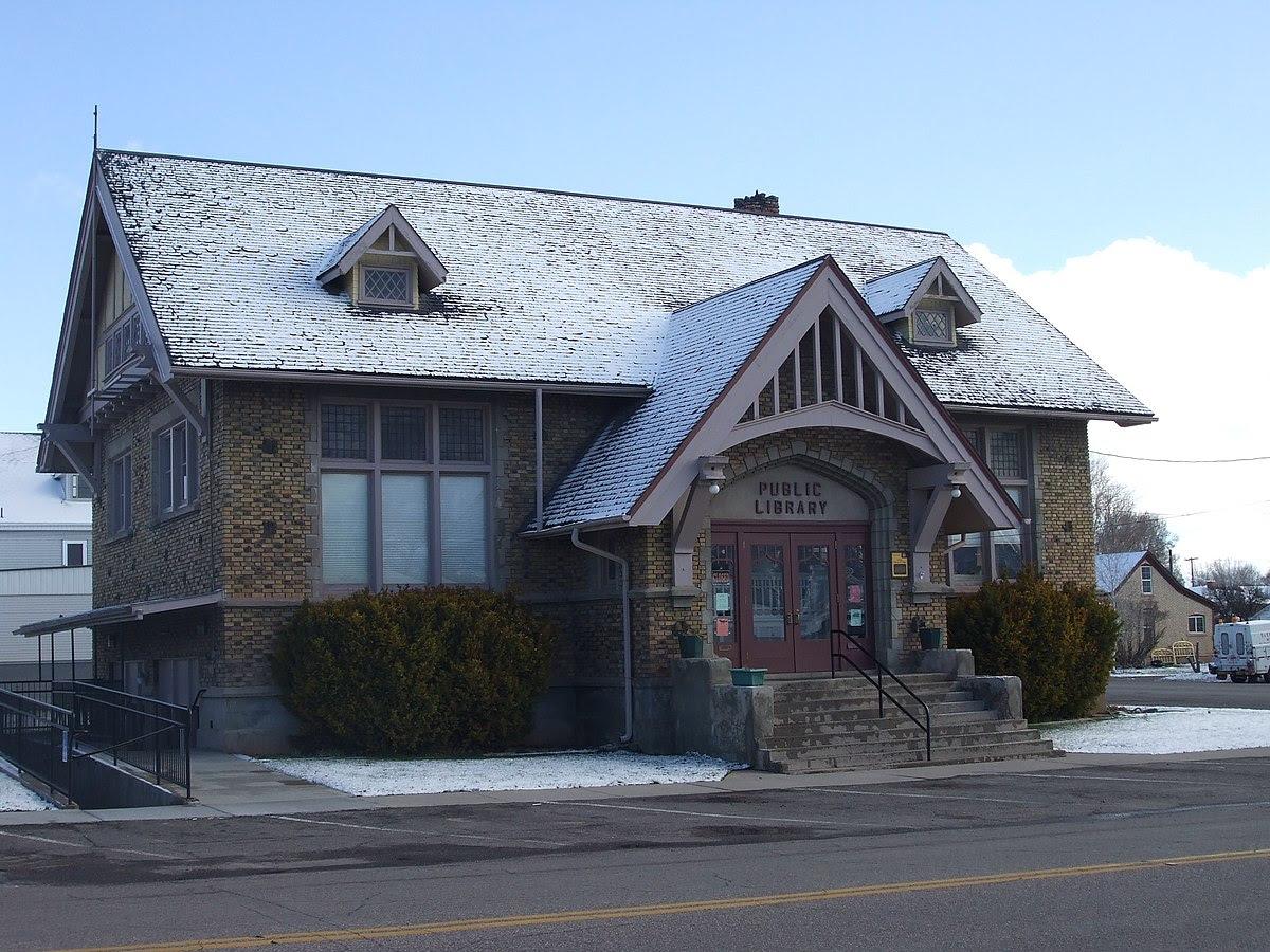 Richfield Carnegie Library Wikipedia