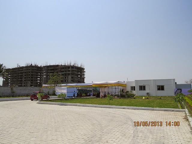Eastern Ranges by Phadnis Properties & Site Office - Show flat of Atlantica East, 2 BHK & 3 BHK Flats at Keshavnagar, Mundhwa, Pune 411052
