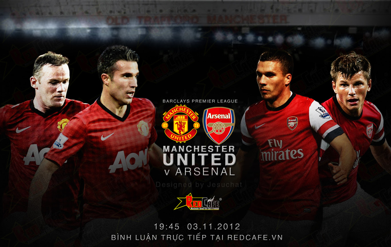 Manchester United Wallpaper Manchester United Vs Arsenal