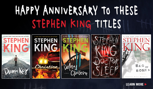 Happy Anniversary to These Titles!