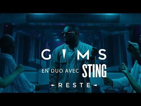 Maître Gims Sting Reste At Maitregims Ertv Music