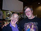 me & Lloyd Kaufman