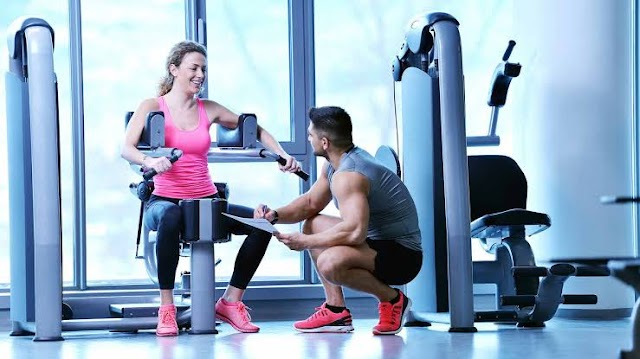 Focal points Of Getting Personal Fitness Trainer